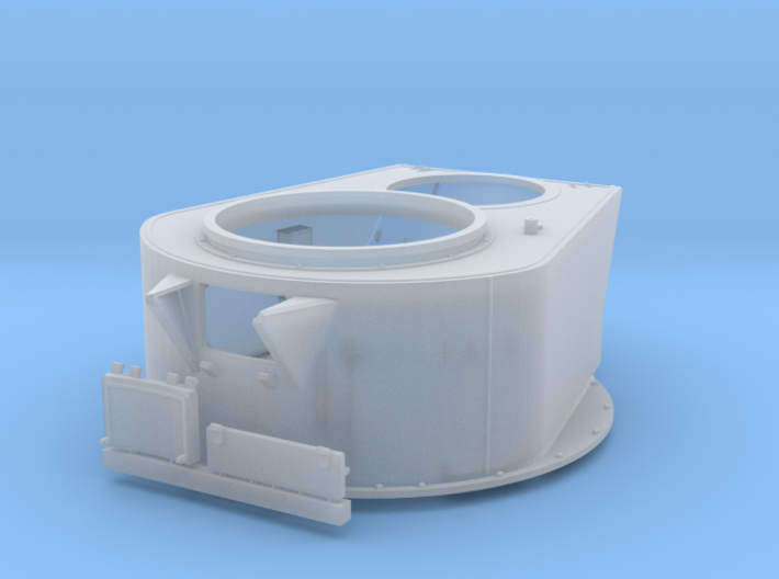 M32 Late Turret 3d printed