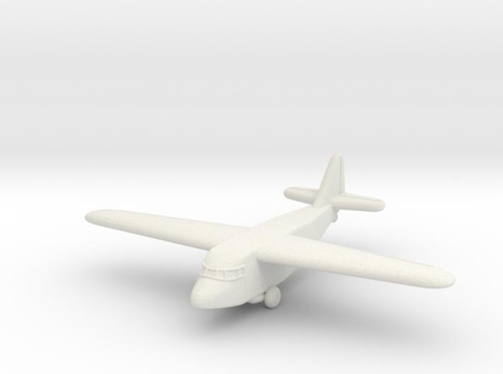Ku-8 Glider (Japan) 3d printed