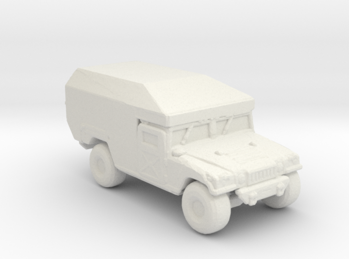 M996 Ambulance 160 scale. 3d printed