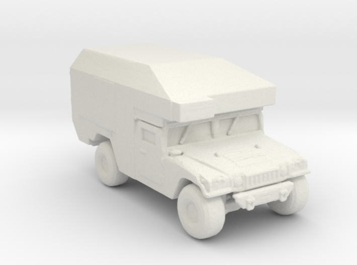 M997 command and maxi Ambulance 160 scale 3d printed