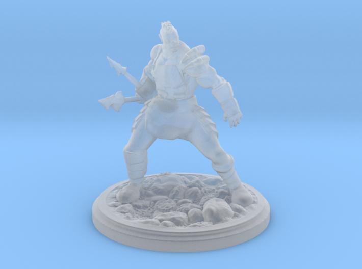 Javelin Orc 3d printed