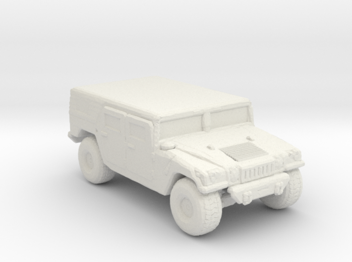 M1035a1 Hardtop 160 scale 3d printed