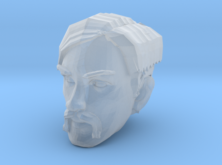 head short hair 3d printed Recommended