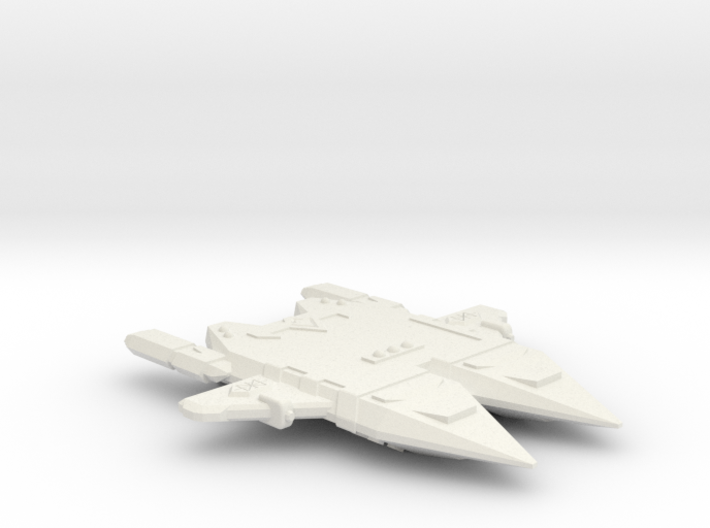 3788 Scale Orion Double Raider CVN 3d printed