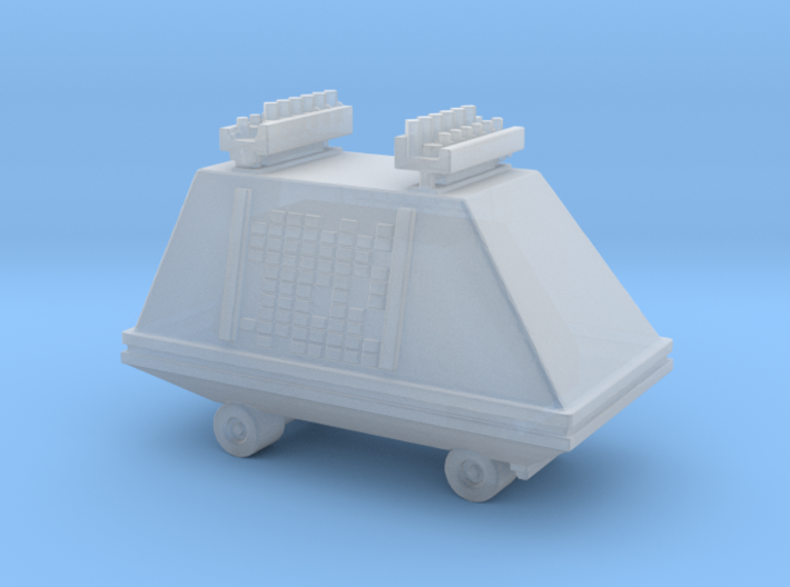 MSE-6-series repair droid - Mouse Droid 3d printed