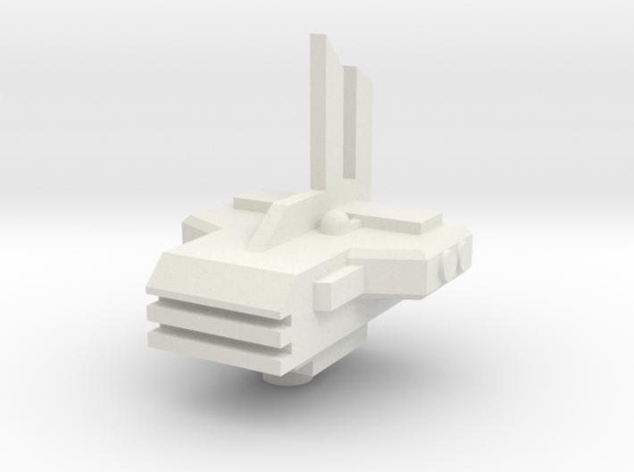 Xel Dreadnought bridge 2 3d printed