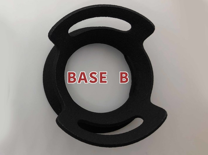 BASE - B - ( Ornament Series ) 3d printed