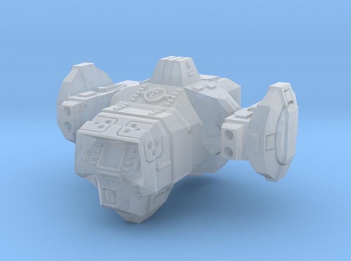 Suul-Ta Light Defender 3d printed