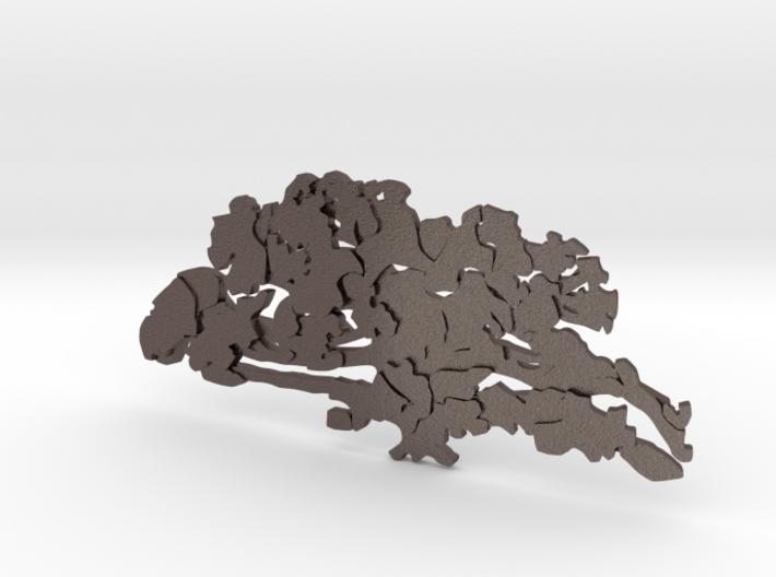 Olio Tree Final 3d printed