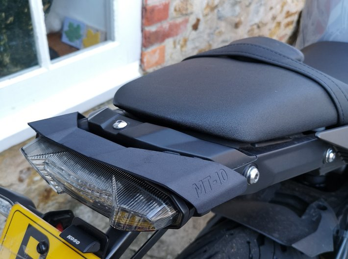 YAMAHA MT-10 Linked Tail Fin Mk.6 3d printed