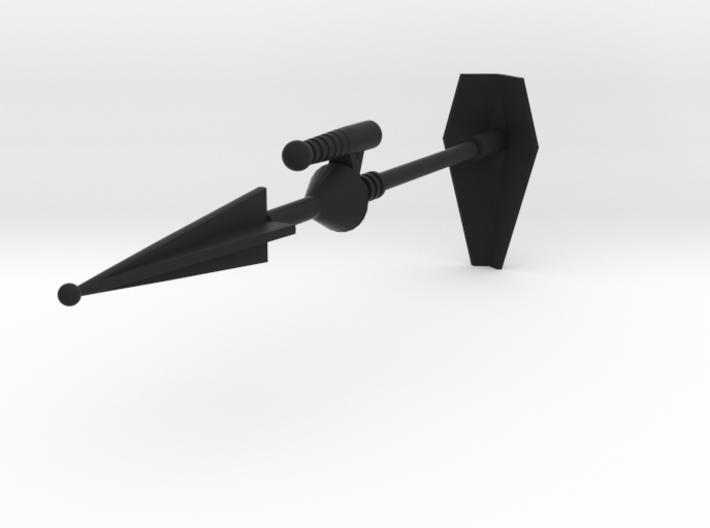 Centaurus Laser Lance and Shield 3d printed