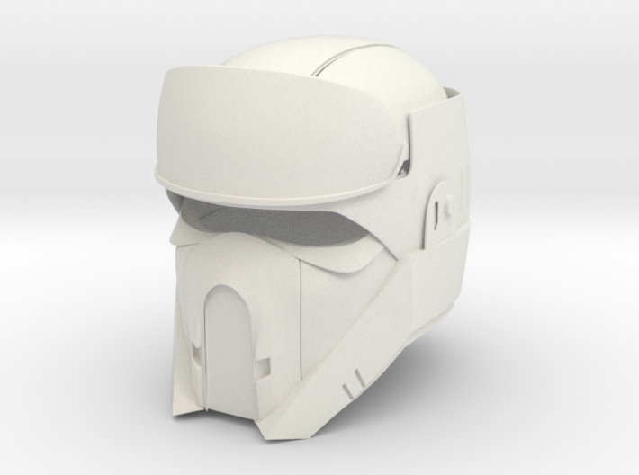 Shore trooper 3d printed
