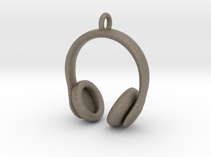 Headphones Jewel 3d printed