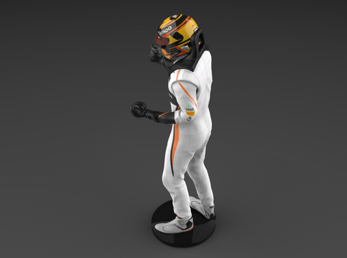 Stoffel 1/18 Celebrating Figure 2018 3d printed