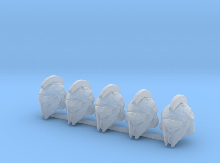 MB_MCX Halo 5 Achilles 5x 3d printed