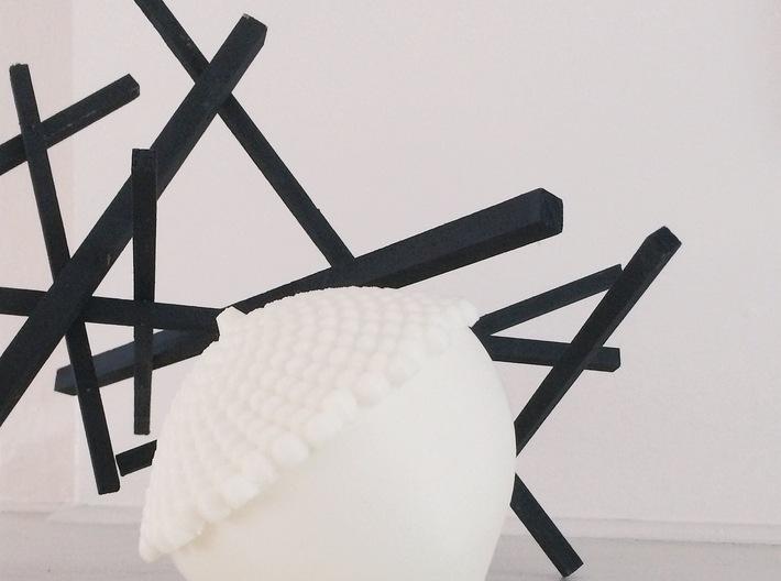 Desktop Acorn - top 3d printed Beautiful simplicity