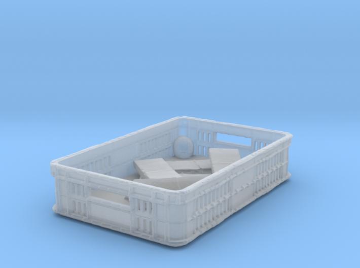 Printle Fruit Case - 1/24 3d printed