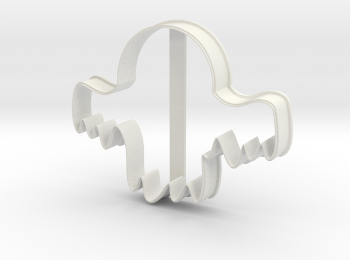 Ghost 2 cookie cutter for professional 3d printed
