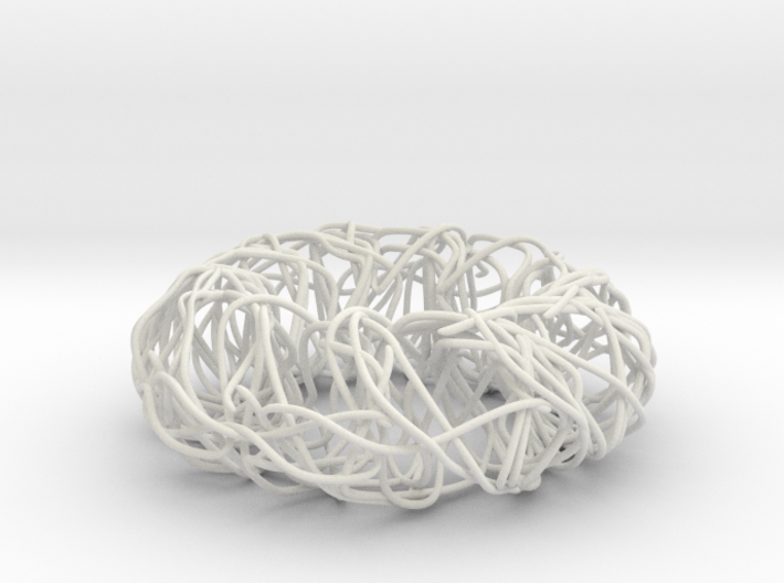 Birds Nest Egg Holder 3d printed