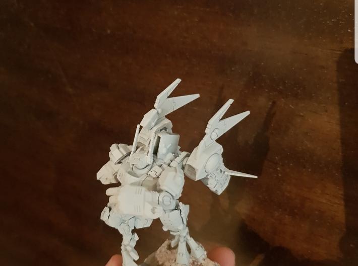 40k Tau Onager Gauntlet left 3d printed