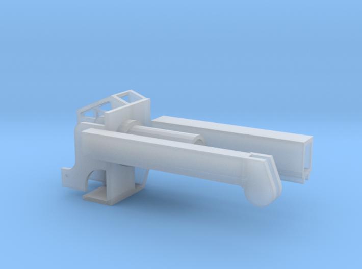 10-ton crane (1:200) 3d printed