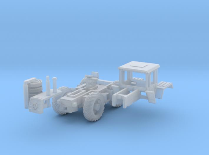 MB Trac 1300 (TT 1:120) 3d printed