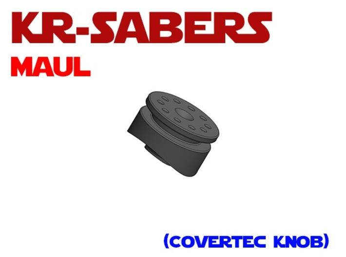 KR-OR Darth Maul - Covertec Knob 3d printed