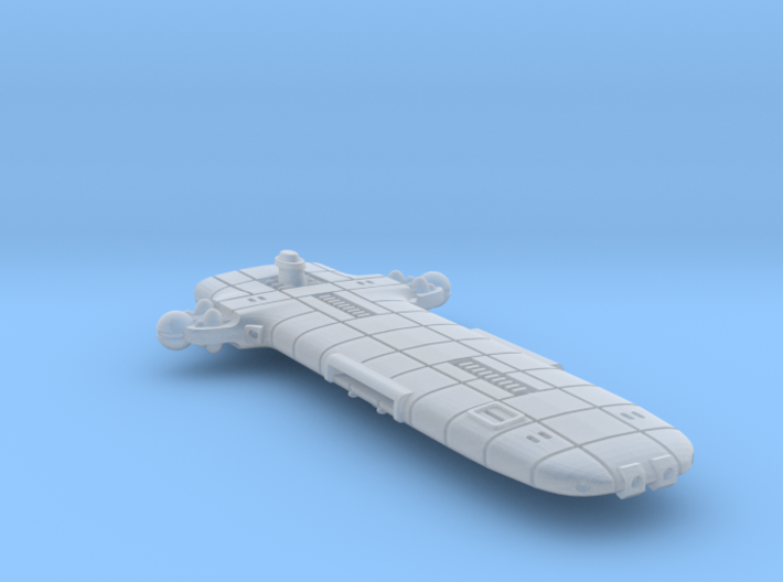Terran (TFN) Pegasus-class Light Carrier CVL 3d printed