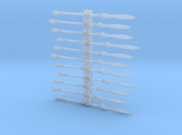 Energy Spear: Lagavullun (PM) 3d printed