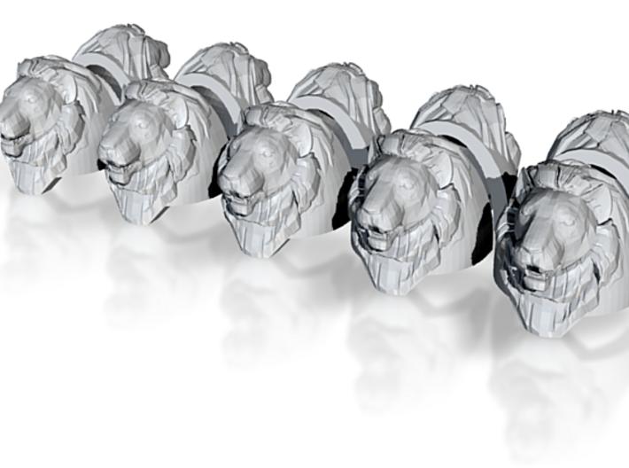 Lion Termi ST Heavy (x10) 3d printed