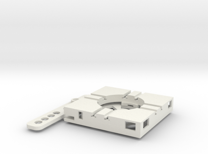 T-65-wagon-turntable-24d-100-plus-base-flat-1a 3d printed