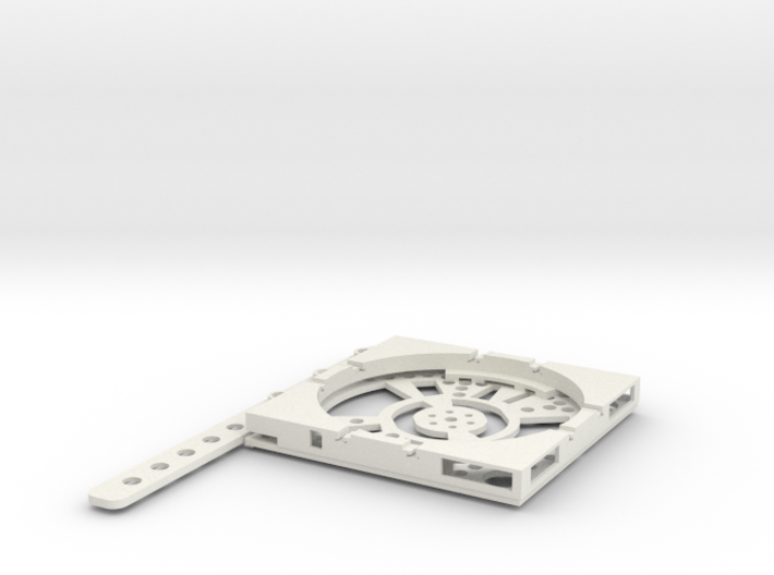 T-165-wagon-turntable-60d-100-plus-base-flat-1a 3d printed