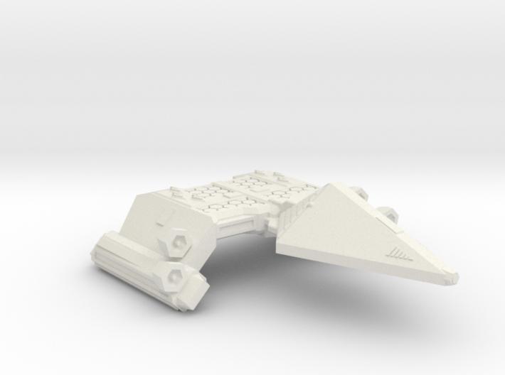 3125 Scale Neo-Tholian Survey Cruiser SRZ 3d printed