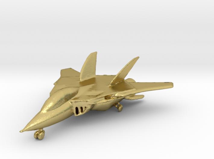 Turbokat Brass 3d printed