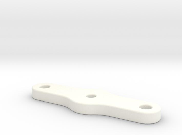 Snackbar v1.5 & 2.5 - Logo Housing Clamp Plate 3d printed
