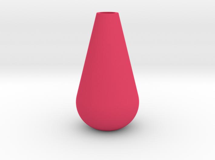 Tall Teardrop Vase 3d printed