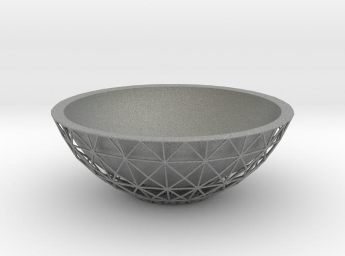 Root Bowl 3d printed