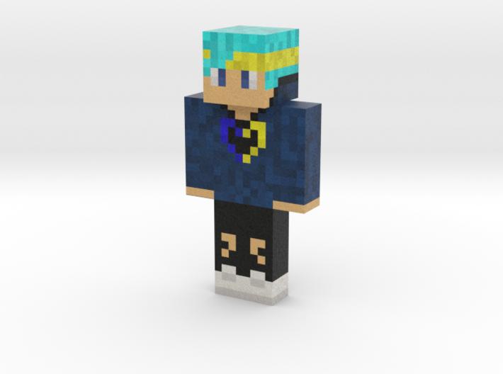 skin_20180829150051159374 | Minecraft toy 3d printed