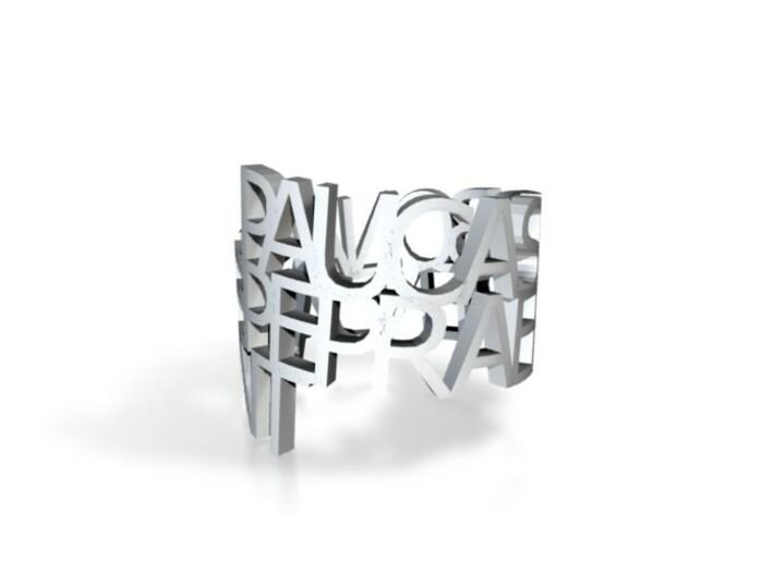pauca2 3d printed