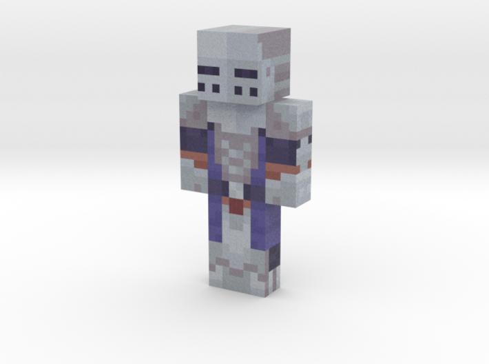 badaddy   Minecraft toy 3d printed
