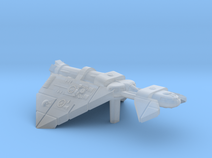 Guardian 344 Light Cruiser 3d printed