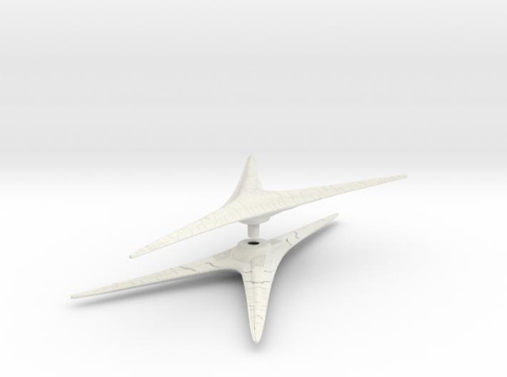 (Armada) Cylon Basestar 3d printed