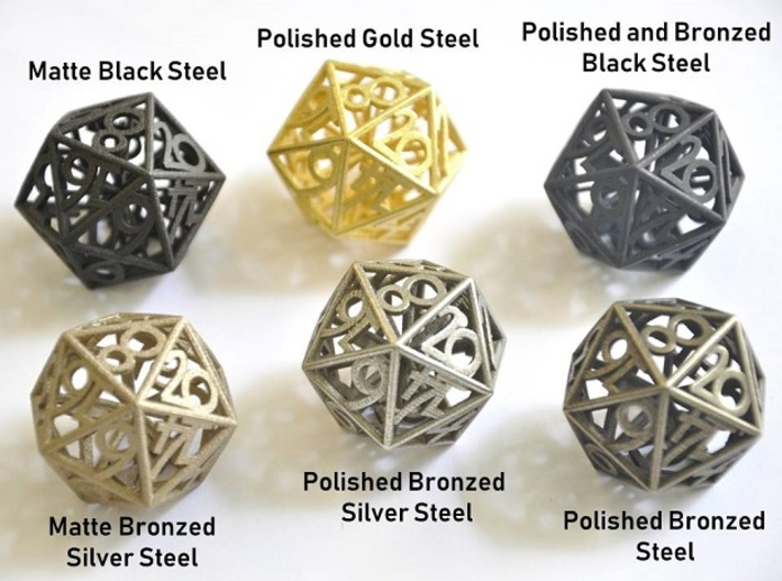 D00 Balanced - Numbers Only 3d printed