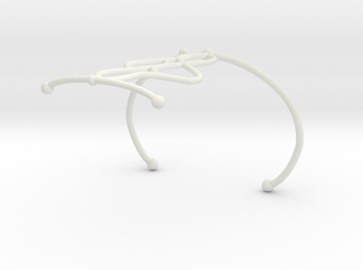 Bracelet7.2 3d printed