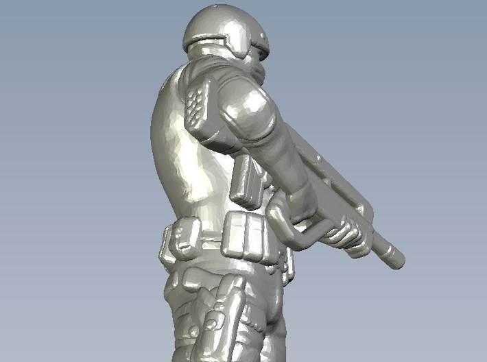 1/72 scale SpecOps operators soldier figure x 1 3d printed
