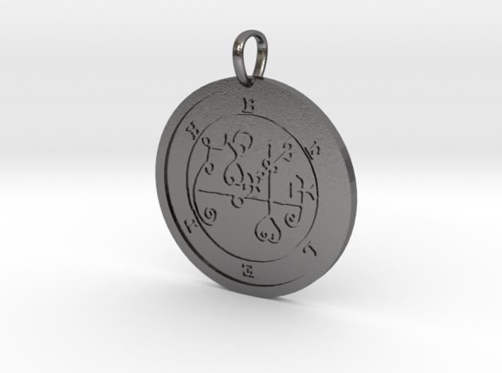 Beleth Medallion 3d printed