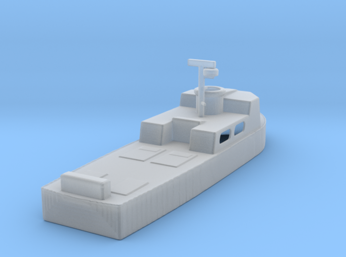 1/285 Scale Swift Boat 3d printed