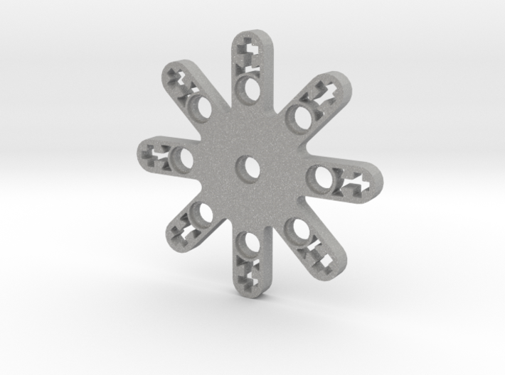 LEGO THRUSTER STAR SMALL 3d printed