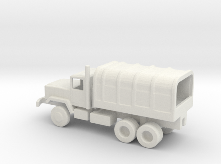 1/200 Scale M929 Cargo Truck Covered 3d printed