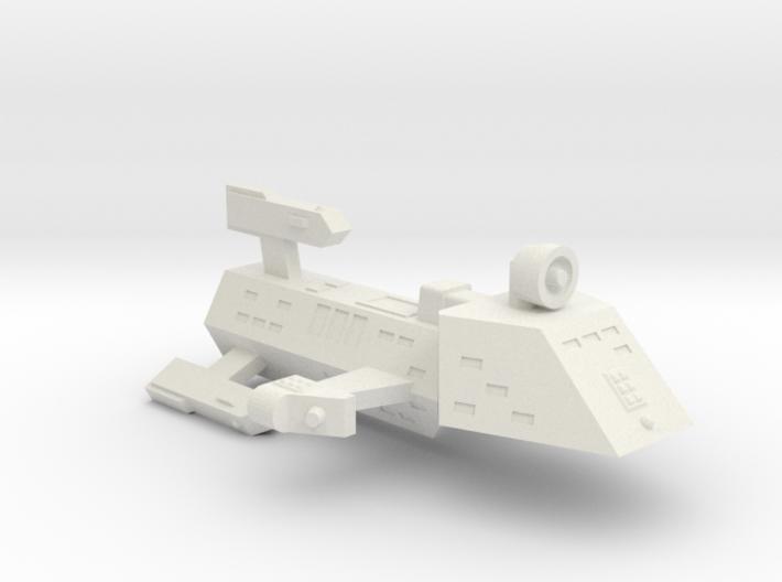 3788 Scale Kzinti Escort Frigate (EFF) SRZ 3d printed
